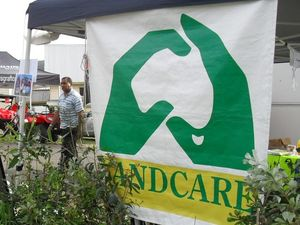 Landcare grants up for grabs