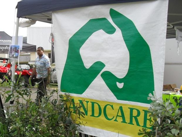 Landcare was hurt by budget cuts but $5 million is up for grabs.
