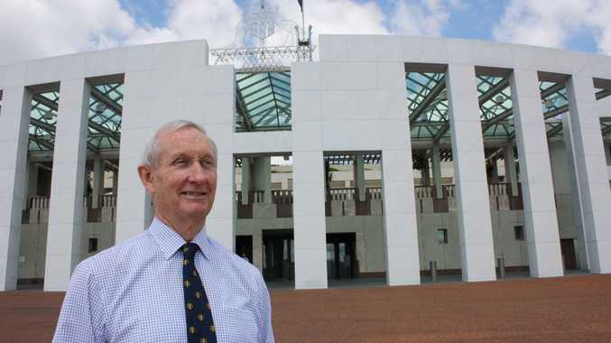 Who will replace retiring Maranoa MP of 26 years Bruce Scott?