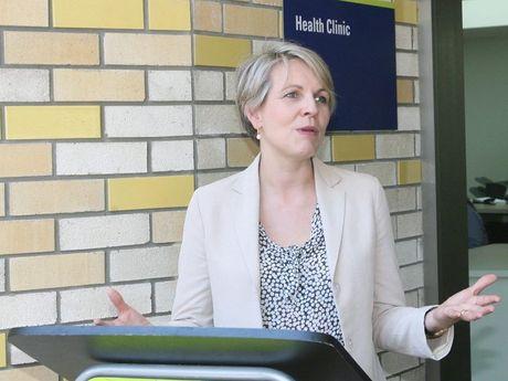 Minister for Health Tanya Plibersek.