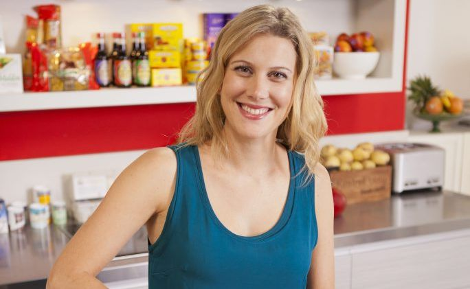 Everyday Gourmet host and former MasterChef contestant Justine Schofield helped launch the search to discover 'Australia's National Dish'.