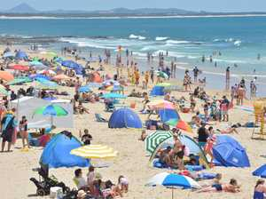 Records to fall as heat hits