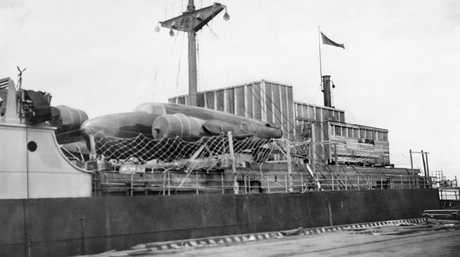 MV Limerick sunk by Japanese 1943