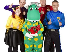 The Wiggles are coming to Gladstone in April