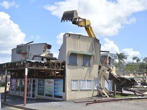 Civic Cinema building demolition