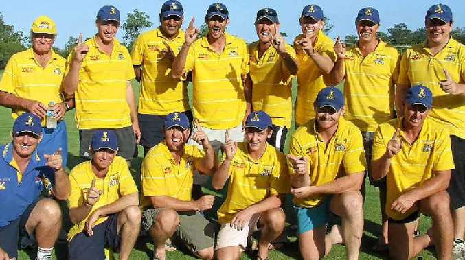 Gympie Gold XI have waited 15 years for their first final win, which came against Caboolture in the one-day final on Sunday.