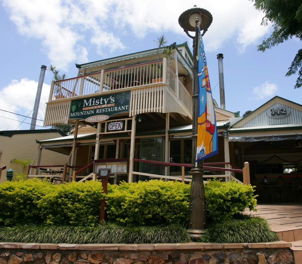 Montville is one of the most scenic villages on the Sunshine Coast.