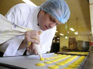 Jamie Bowen - baker