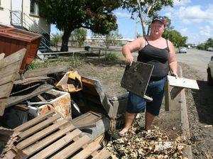 Beware of dodgy 'tradesmen' offering flood repair works