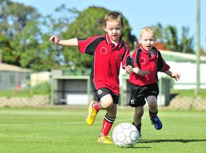 Yaralla Soccer Club celebrate 40th anniversary