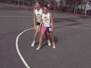 Budding athletes passionate about netball