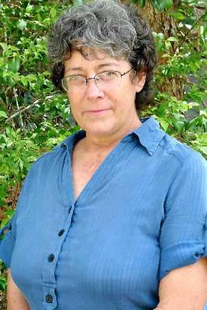 RECIPIENT: Churchill Fellow Elaine Bradley.