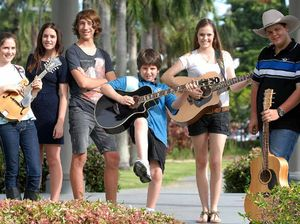 Country music kids return from Tamworth