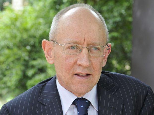 Head of Infrastructure Australia Michael Deegan.