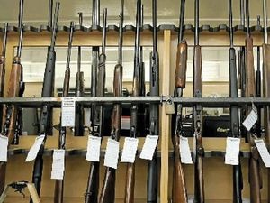 3500 firearms handed in for amnesty
