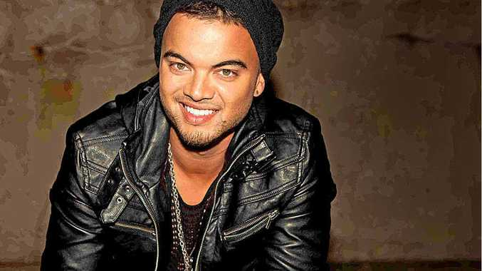 Guy Sebastian will perform at the Events Centre, Caloundra in May.