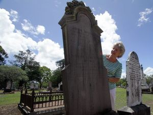 Cemetery tours dig deep into tales of tragic past