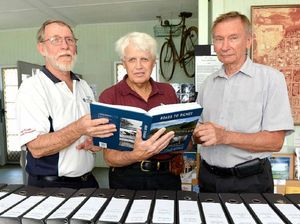 Book details history of Mackay's road system