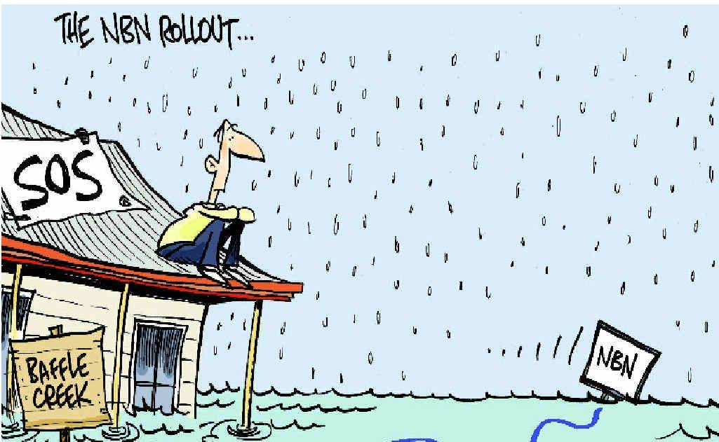 Cartoonist Peter Broelman's take on the issue.