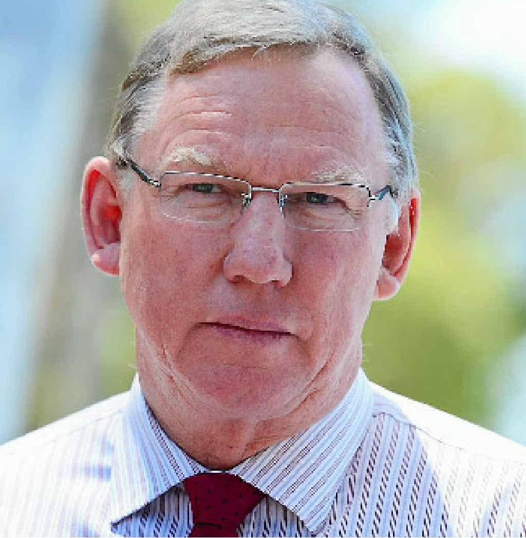 Deputy Premier Minister Jeff Seeney.