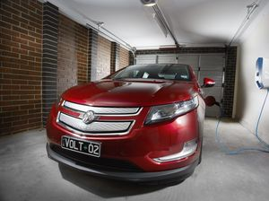Road test: Holden Volt makes a valid power-point