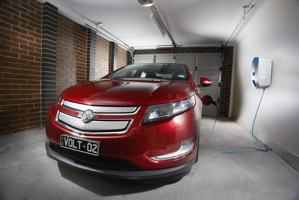 The Holden Volt.
