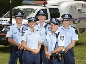 Promising candidates in for Police Officer of Year