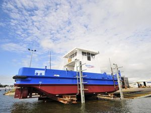 New tug from MIPEC for Gladstone Harbour launched