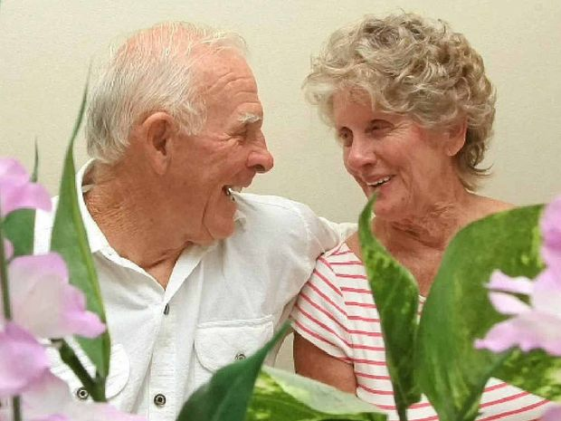 Lennie and Betty Caple are maintaining their loving relationship despite Betty's dementia.