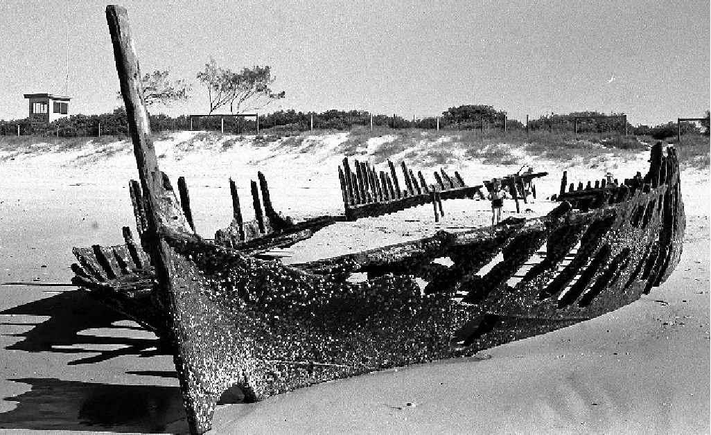 1985: Stranded.