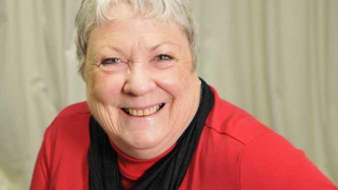 Cultural Heritage Network president Helen Bawden.