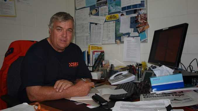 Bundaberg SES Controller Bill Daniells said his volunteers did an 'exceptional' job during the floods.