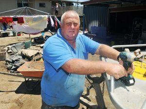Two weeks on, flood memories still raw in Bundaberg