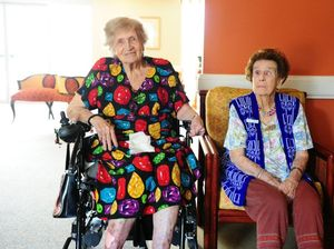 Singers perform for residents at New Auckland Place