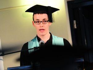 CQUniversity graduate shares his passion for education
