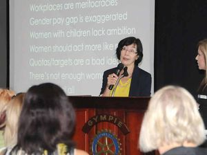 Author dispels common myths about women in Aus workforce