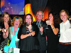 Locals stand tall at 2013 REIQ awards night