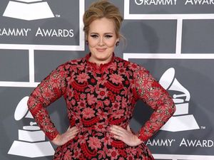 Adele lashes out at Chris Brown during Grammys