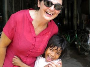 Charity has winning formula for Cambodian babies
