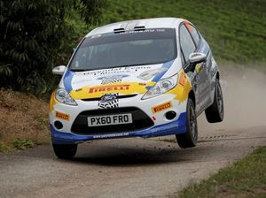 Rally roads to roar in preparation for the big event