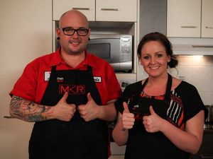 Hervey Bay My Kitchen Rules contestants still in the hunt