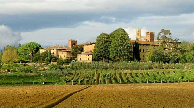 Tour guests will savour everything from the fine Italian wines and handmade chocolates, to olive oils.