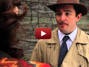 Big Dopey Detective by Lyndal Moody