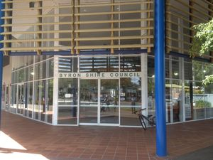 Reprieve for Bruns Library but Byron still in firing line
