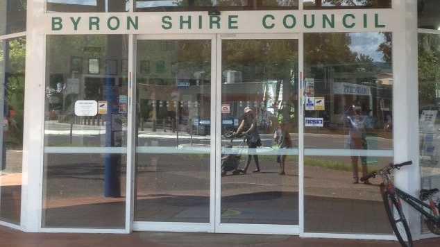 Byron Shire Council headquarters at Mullumbimby