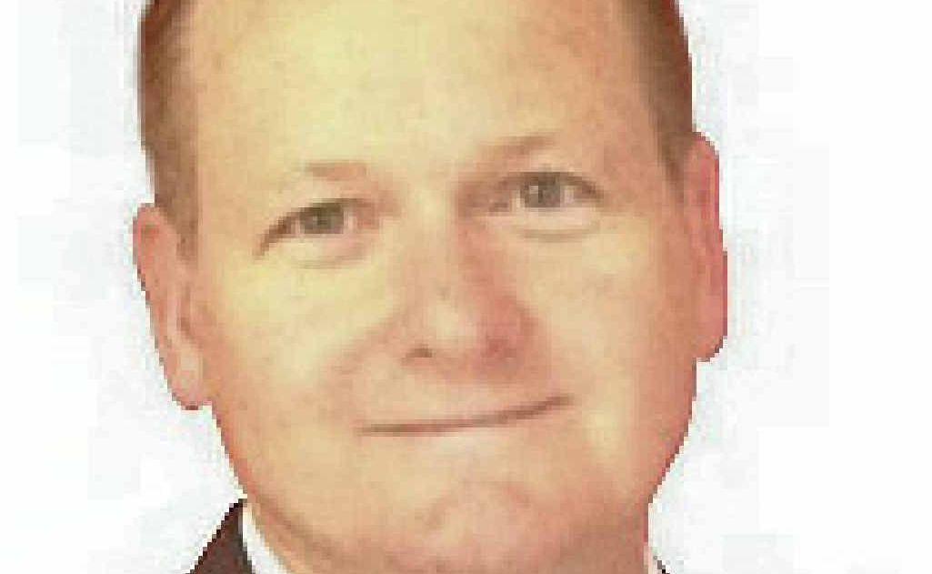 Mackay Regional Council's new CEO Barry Omundson.