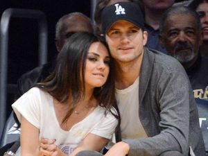 Ashton Kutcher and Mila Kunis want honeymoon in space