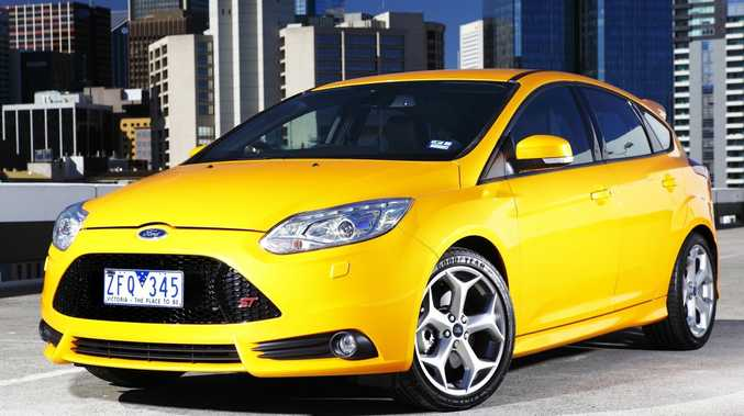 The Ford Focus ST's performance at this price is unbelievable.
