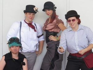 Bard's popular comedy shows to Gladstone audiences at marina