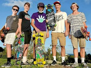 Copycat shakers tap into worldwide video hit by Coast teens